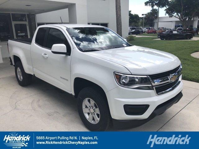 2019 Colorado Extended Cab 4x2,  Pickup #M133510 - photo 1
