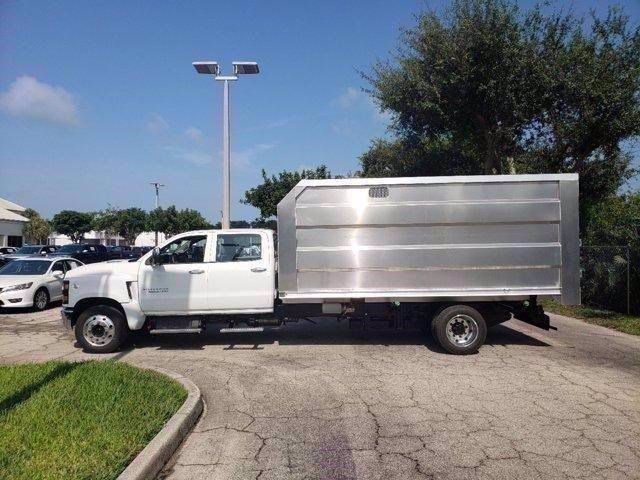 2020 Chevrolet Silverado 6500 Crew Cab DRW RWD, MC Ventures Chipper Body #M162942 - photo 7