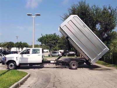 2020 Chevrolet Silverado 6500 Crew Cab DRW RWD, MC Ventures Chipper Body #M162942 - photo 28