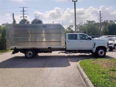 2020 Chevrolet Silverado 6500 Crew Cab DRW RWD, MC Ventures Chipper Body #M162942 - photo 4