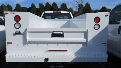 2018 Silverado 3500 Regular Cab DRW 4x2,  Knapheide Service Body #M180571 - photo 8