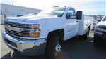 2018 Silverado 3500 Regular Cab DRW 4x2,  Knapheide Service Body #M180571 - photo 10