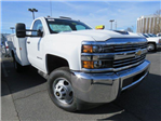 2018 Silverado 3500 Regular Cab DRW 4x2,  Knapheide Service Body #M180571 - photo 3