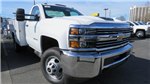 2018 Silverado 3500 Regular Cab DRW 4x2,  Knapheide Service Body #M180571 - photo 4