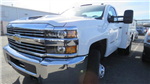 2018 Silverado 3500 Regular Cab DRW 4x2,  Knapheide Service Body #M180571 - photo 5