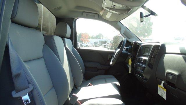 2017 Silverado 3500 Regular Cab DRW,  Platform Body #M185804 - photo 27
