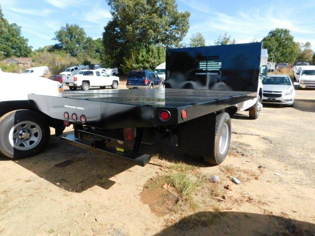 2017 Silverado 3500 Regular Cab DRW,  Freedom Platform Body #M186949 - photo 2