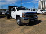 2017 Silverado 3500 Regular Cab DRW,  Freedom Platform Body #M186949 - photo 1