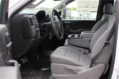 2018 Silverado 3500 Regular Cab DRW 4x2,  Knapheide Value-Master X Platform Body #M213038 - photo 8