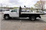 2018 Silverado 3500 Regular Cab DRW 4x2,  Knapheide Value-Master X Platform Body #M213038 - photo 4