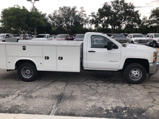 2018 Silverado 3500 Regular Cab DRW 4x2,  Knapheide Service Body #M215154 - photo 5