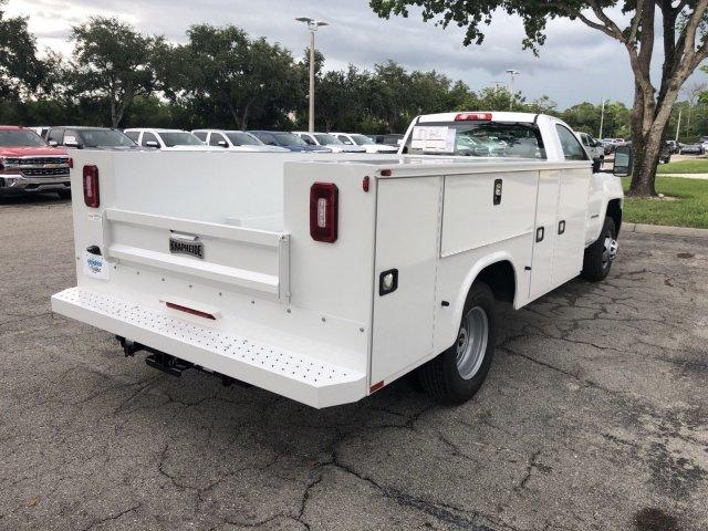 2018 Silverado 3500 Regular Cab DRW 4x2,  Knapheide Service Body #M215154 - photo 2