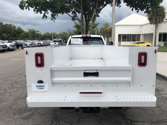 2018 Silverado 3500 Regular Cab DRW 4x2,  Knapheide Service Body #M215154 - photo 6