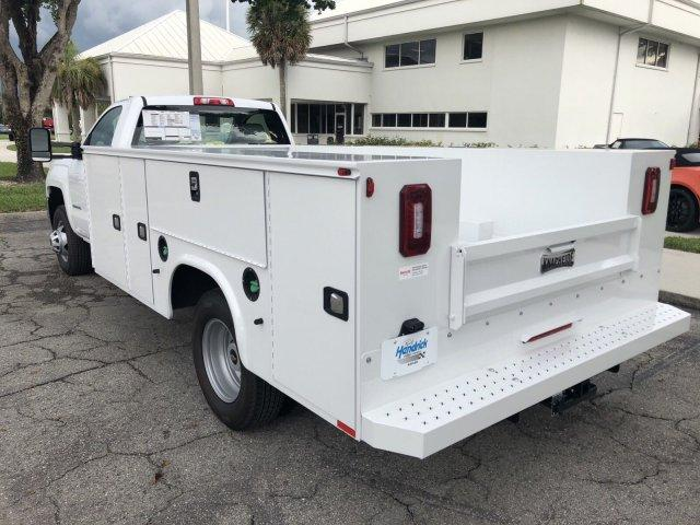 2018 Silverado 3500 Regular Cab DRW 4x2,  Knapheide Service Body #M215154 - photo 7