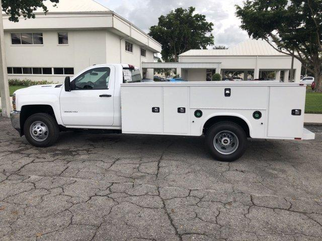 2018 Silverado 3500 Regular Cab DRW 4x2,  Knapheide Service Body #M215154 - photo 8