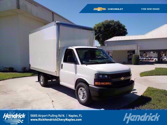 2020 Chevrolet Express 3500 4x2, J&B Truck Body Cutaway #M220195 - photo 1
