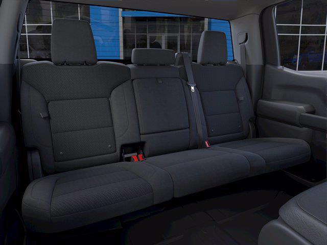 2021 Chevrolet Silverado 1500 Crew Cab 4x4, Pickup #M22467 - photo 14