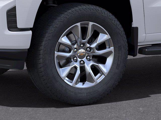 2021 Chevrolet Silverado 1500 Crew Cab 4x4, Pickup #M22467 - photo 7