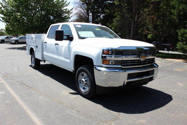 2018 Silverado 2500 Crew Cab 4x4,  Service Body #M229808 - photo 1