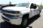2018 Silverado 2500 Crew Cab 4x4,  Service Body #M229808 - photo 4