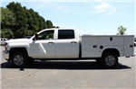 2018 Silverado 2500 Crew Cab 4x4,  Service Body #M229808 - photo 5