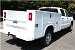 2018 Silverado 2500 Crew Cab 4x4,  Service Body #M229808 - photo 2
