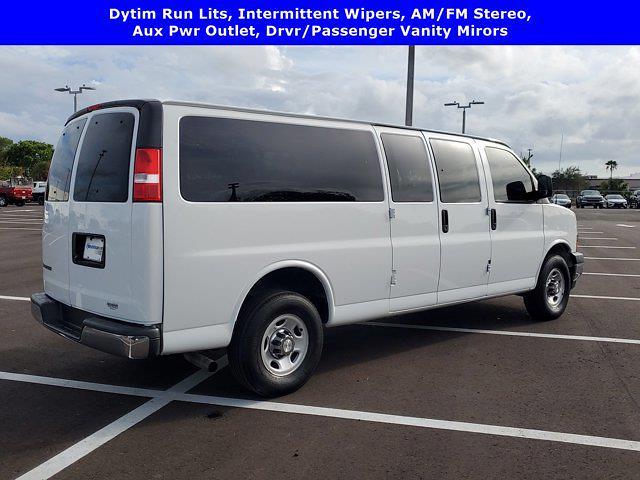 2020 Chevrolet Express 3500 RWD, Passenger Wagon #M230489 - photo 1