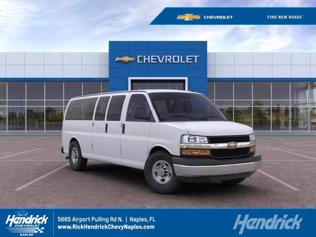 2020 Chevrolet Express 3500 4x2, Passenger Wagon #M230747 - photo 1