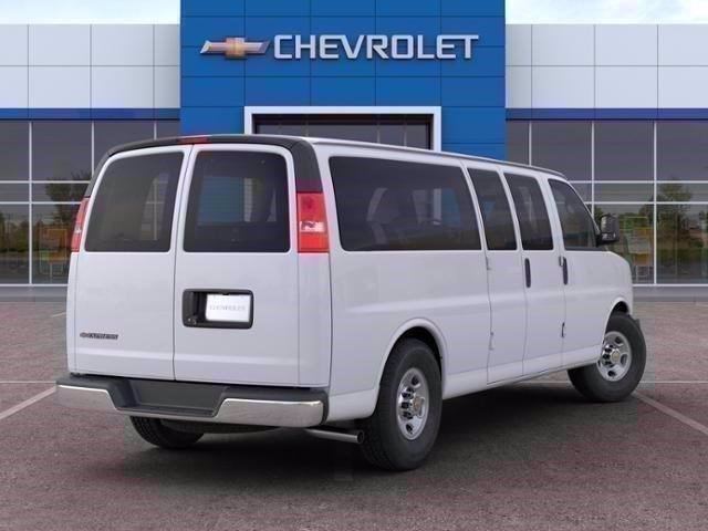 2020 Chevrolet Express 3500 RWD, Passenger Wagon #M230747 - photo 1