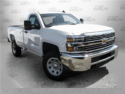 2017 Silverado 3500 Regular Cab 4x4,  Pickup #M271670 - photo 1