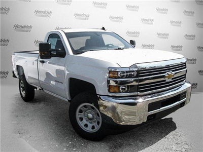 2017 Silverado 3500 Regular Cab 4x4,  Pickup #M271670 - photo 3