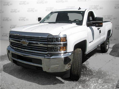 2017 Silverado 3500 Regular Cab 4x4,  Pickup #M271670 - photo 7