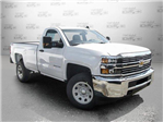 2017 Silverado 3500 Regular Cab 4x4,  Pickup #M271670 - photo 9