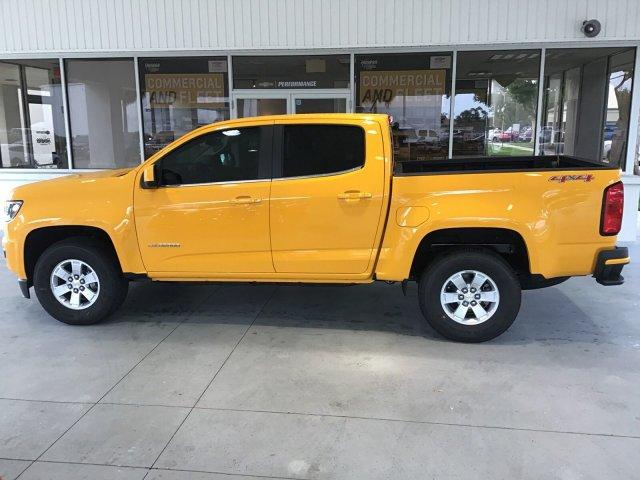 2018 Colorado Crew Cab 4x4,  Pickup #M275961 - photo 8