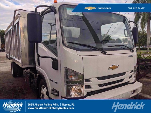 2020 Chevrolet LCF 5500XD Regular Cab RWD, MC Ventures Landscape Dump #M306322 - photo 1