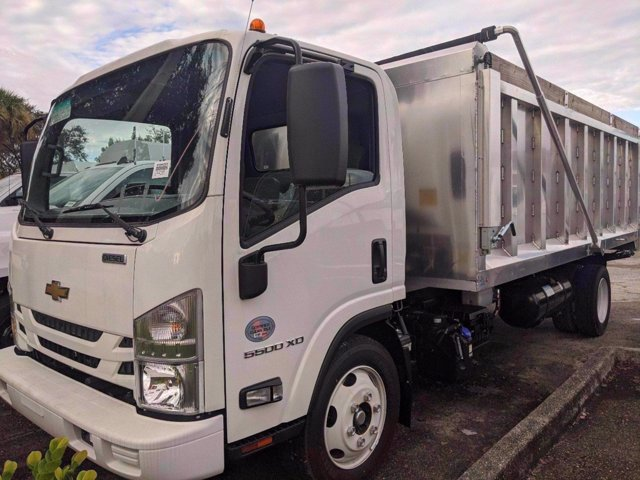 2020 Chevrolet LCF 5500XD Regular Cab DRW 4x2, MC Ventures Landscape Dump #M306322 - photo 7