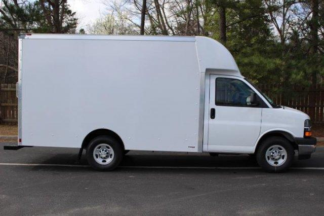 2017 Express 3500 4x2,  Supreme Spartan Cargo Cutaway Van #M337592 - photo 22