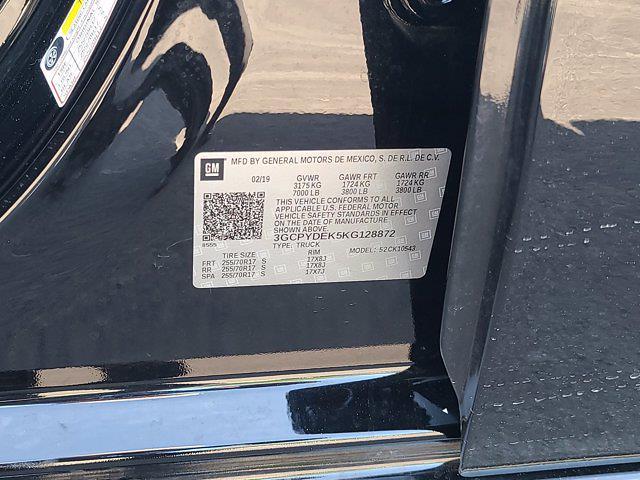 2019 Chevrolet Silverado 1500 Crew Cab 4x4, Pickup #M34972A - photo 84