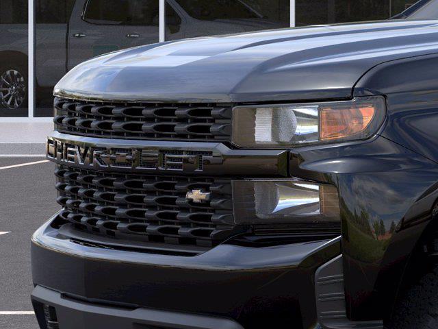 2021 Chevrolet Silverado 1500 Crew Cab 4x2, Pickup #M37369 - photo 11