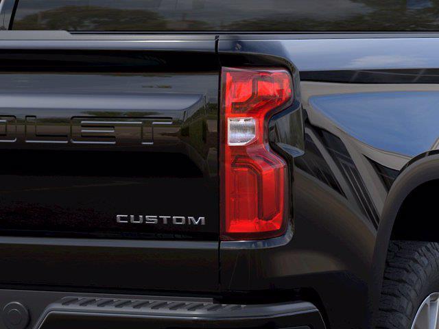 2021 Chevrolet Silverado 1500 Crew Cab 4x2, Pickup #M37369 - photo 9