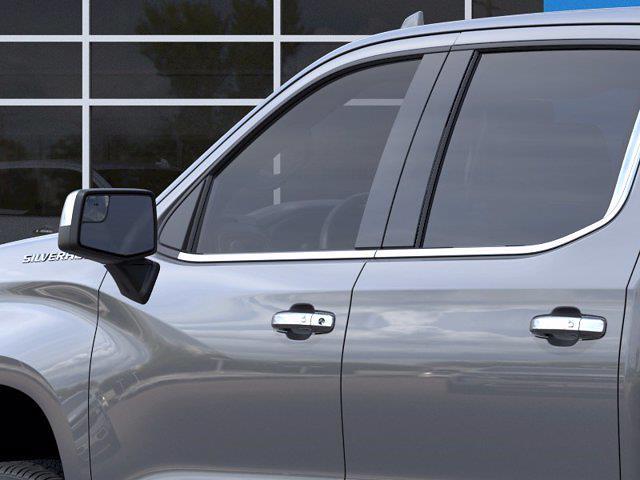 2021 Chevrolet Silverado 1500 Crew Cab 4x2, Pickup #M37708 - photo 10