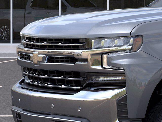 2021 Chevrolet Silverado 1500 Crew Cab 4x2, Pickup #M37708 - photo 11
