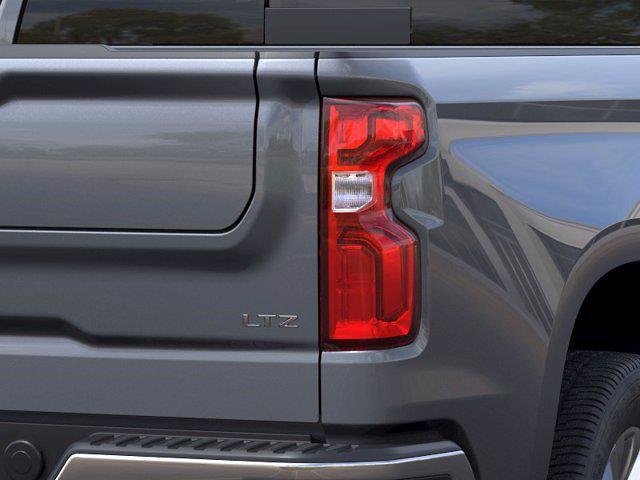2021 Chevrolet Silverado 1500 Crew Cab 4x2, Pickup #M37708 - photo 9