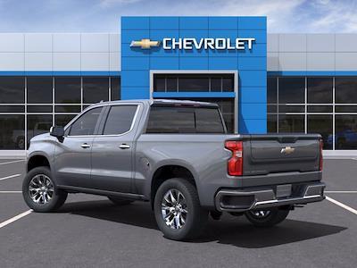 2021 Chevrolet Silverado 1500 Crew Cab 4x2, Pickup #M37708 - photo 4