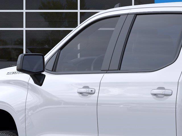 2021 Chevrolet Silverado 1500 Crew Cab 4x2, Pickup #M40447 - photo 10