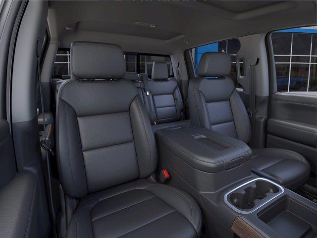 2021 Chevrolet Silverado 1500 Crew Cab 4x2, Pickup #M40447 - photo 13