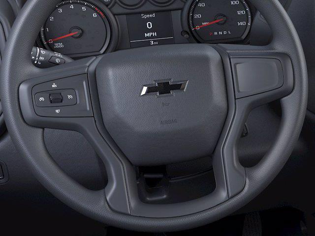 2021 Chevrolet Silverado 1500 Crew Cab 4x4, Pickup #M40683 - photo 16