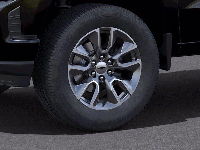 2021 Chevrolet Silverado 1500 Crew Cab 4x2, Pickup #M40730 - photo 7