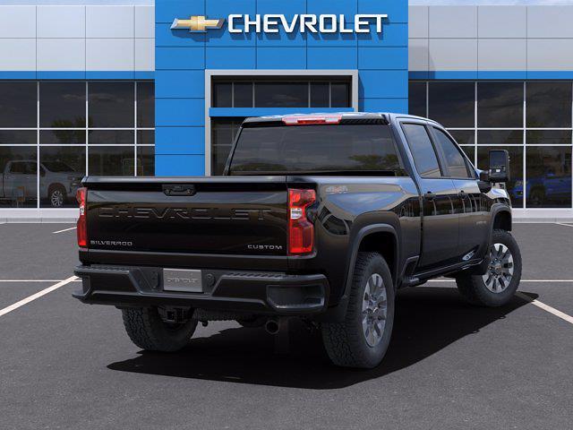 2021 Chevrolet Silverado 2500 Crew Cab 4x4, Pickup #M44512 - photo 2