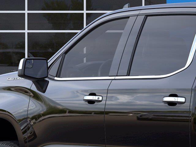 2021 Chevrolet Silverado 1500 Crew Cab 4x2, Pickup #M45574 - photo 10